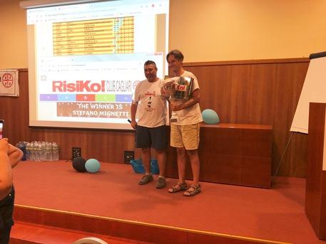 Raduno di Risiko, trofeo resta Sardegna