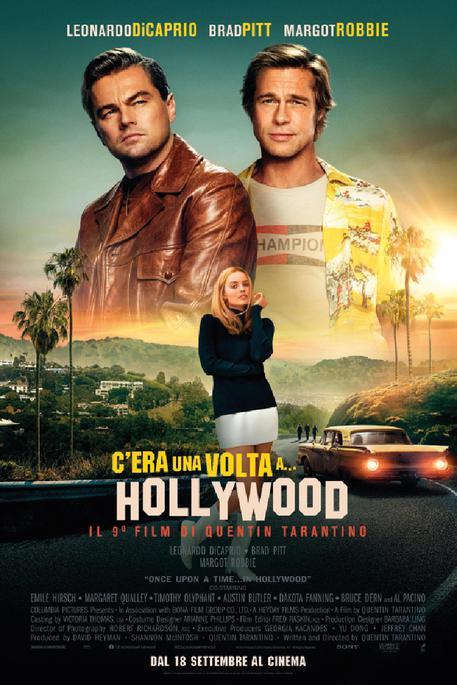 Così Era Hollywood Per Tarantino Film Ansa
