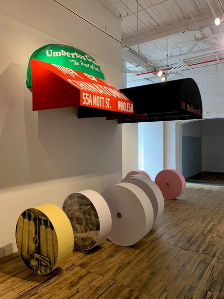 La Little Italy di Sonia Leimer a NY