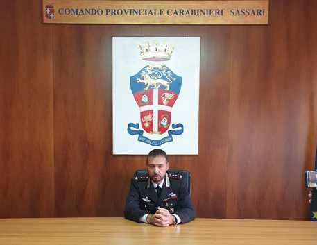 De Masi nuovo comandante Cc Sassari