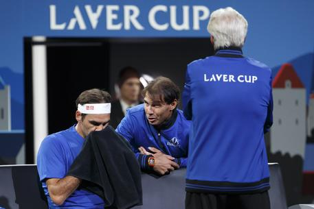 Laver Cup tennis tournament in Geneva © EPA