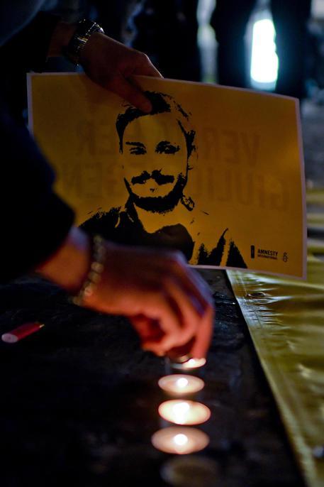 Regeni: riparte il dialogo tra procure Il Cairo-Roma © ANSA