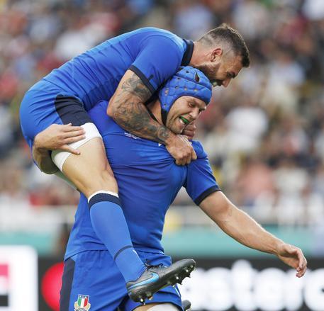 Mondiale Rugby, netta vittoria dell'Italia sul Canada per 48-7