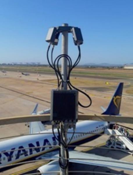 Aeroporto Cagliari Radar Per Droni Sardegna Ansa It