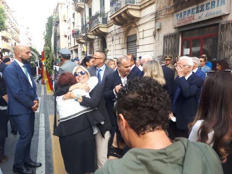 Palermo ricorda il generale Dalla Chiesa$