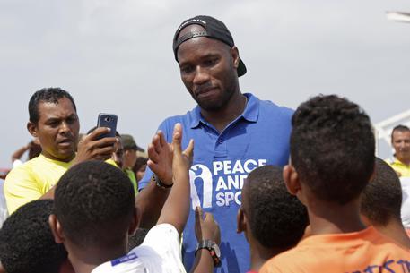 Test vaccino in Africa, dopo Eto'o tuona Drogba: