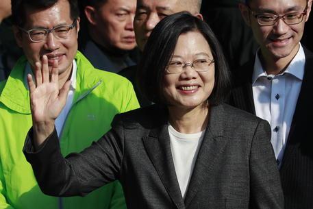 Schiaffo alla Cina, Tsai confermata presidente a Taiwan