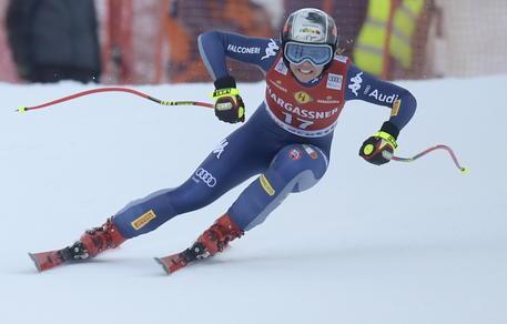 Sci: Nicol Delago 2/a in discesa Zauchensee, vince Suter