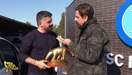 Calcio: Tapiro a Gattuso, 'dovremmo andare da San Gennaro'
