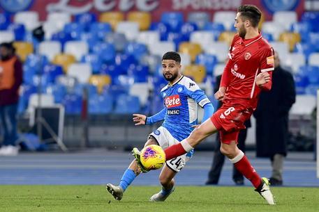 SSC Napoli vs AC Perugia © EPA