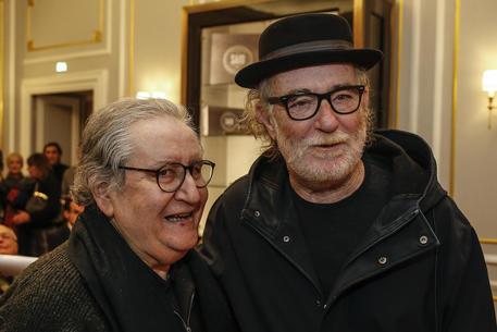 Presentazione del volume ''L'Italia agli Oscar'' © ANSA