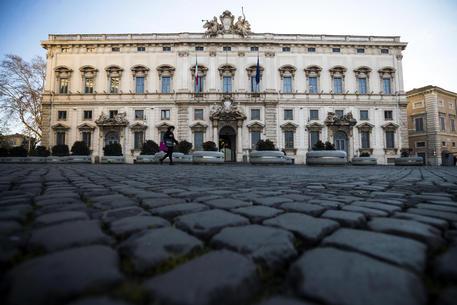 La Corte Costituzionale © ANSA