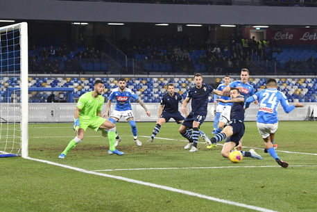 Lazio, Immobile sui social: