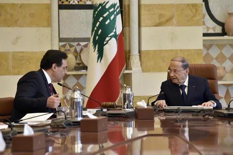 Libano possibilità di un nuovo governo