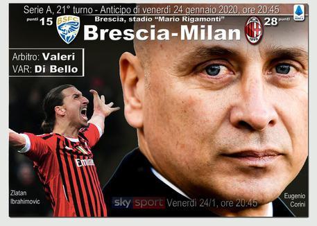 Brescia battuto grazie al solito Rebic, il Milan sta risalendo in silenzio