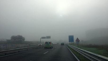 Nebbia a Cagliari, tre voli ad Alghero