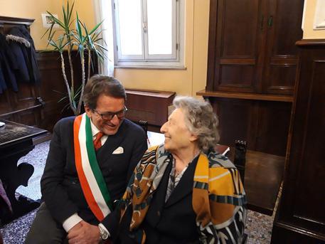 Medaglia al padre di Vasco Rossi, la madre ringrazia