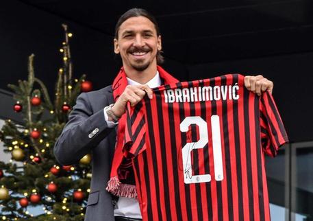Ultime Milan, Ibrahimovic: