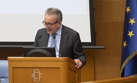 Il presidente della Corte dei Conti Angelo Buscema, archivio © ANSA