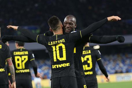 Napoli – Inter 1-3….Al peggio non c'è mai fine