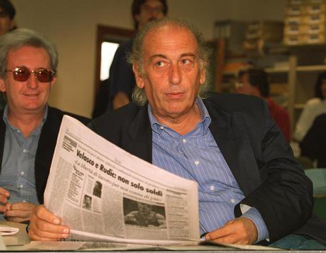 Morto Italo Moretti, storico volto della Rai - Libri - Il libro in piazza