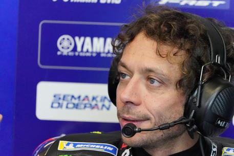 Covid, positivo anche Valentino Rossi