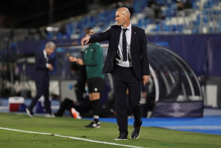Barcellona-Real Madrid, Zidane: