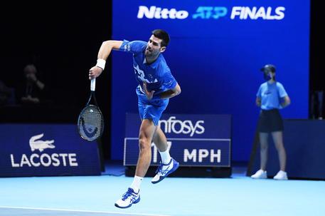ATP Finals 2020: Esordio brillante di Novak Djokovic