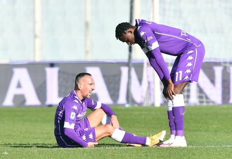 Fiorentina, infortuni Ribery e Bonaventura: l'esito degli esami