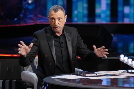Sanremo: Amadeus, i cantanti in gara saranno 26 - Ultima Ora
