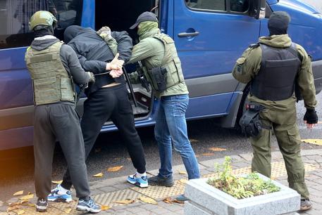 Proteste in Bielorussia: molte persone arrestate e poi scomparse