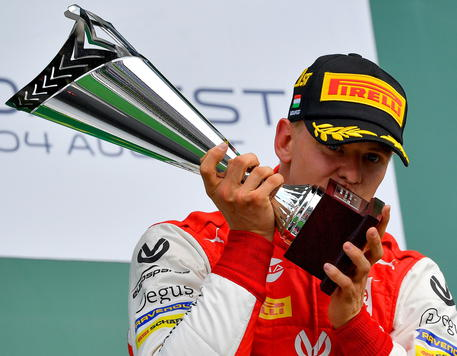 Formula One: Rookie Schumacher can count on fellow German Vettel for advice