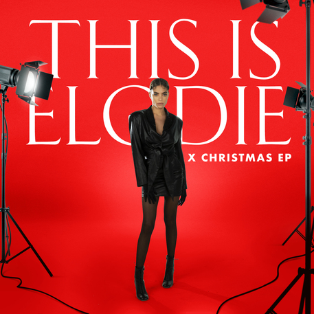 Elodie: l'11 dicembre esce This is Elodie x Christmas EP