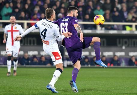 Fiorentina, è ufficiale l'arrivo di Kouame dal Genoa. I dettagli