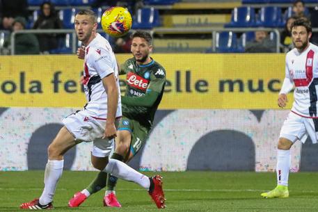 Serie A: Cagliari-Napoli 0-1