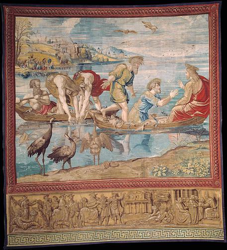 Celebrazioni Raffaello, dopo 400 anni tornano in Cappella Sistina i 10 arazzi