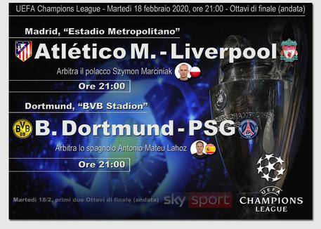 Atletico Madrid-Liverpool, dove vedere la partita in tv e streaming