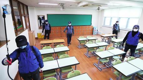 I gruppi religiosi sono collegati al caso Cornavirus della Corea del Sud