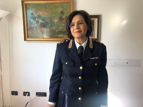 Tumino capo Gabinetto Questura Cagliari