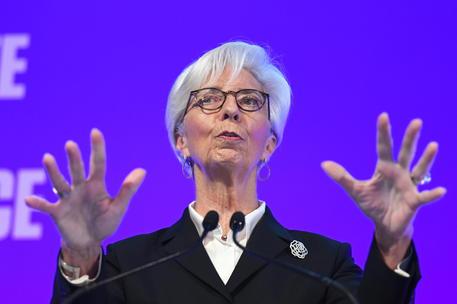 Mattarella sferza Lagarde: