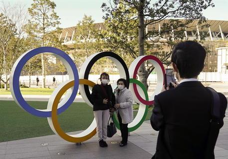 Olimpiadi Tokyo 2020: accesa la fiamma