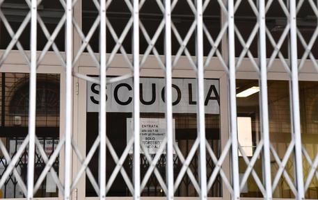 Una scuola chiusa ©