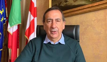 Coronavirus, il messaggio del sindaco Sala: