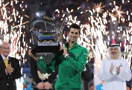 Il messaggio di Novak Djokovic: