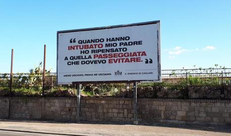 Cartelli contro corse passeggiate e spese inutili a Cagliari © ANSA
