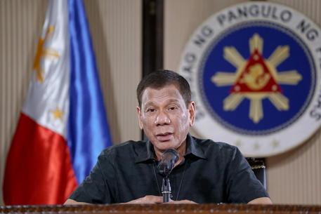 Coronavirus, il presidente delle Filippine: