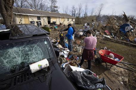 Tornado negli Usa tra Mississippi e Louisiana: almeno 6 vittime
