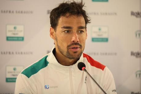 Coppa Davis a Cagliari: si comincia con Fognini-Lee