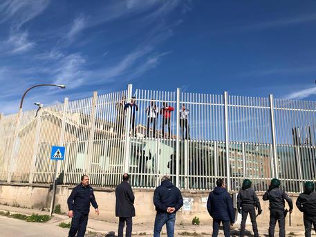 Coronavirus Italy: San Vittore prisoners set Milan jail on