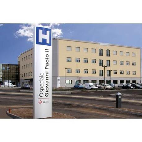 Ospedale Giovanni Paolo II Olbia © ANSA